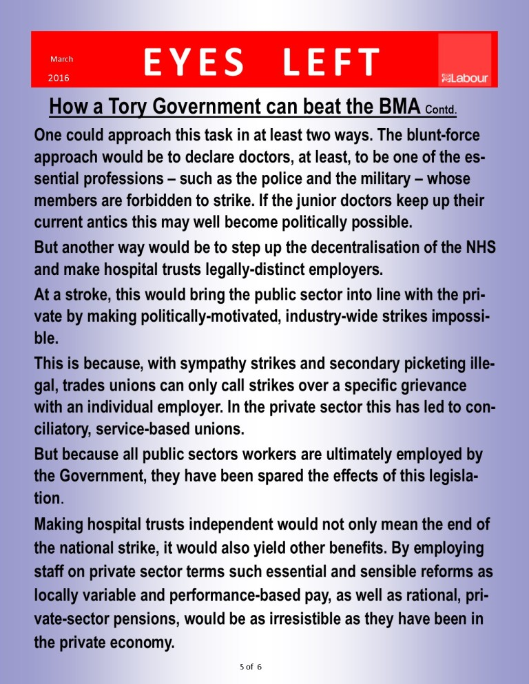 Publication 1 How to beat the BMA 5 of 6