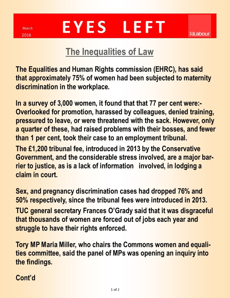 Publication1 the inequalities of Law 1 of 2