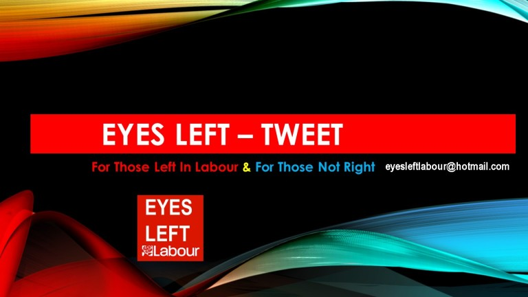 Eyes LEFT – Tweet   version 2 .2 .1
