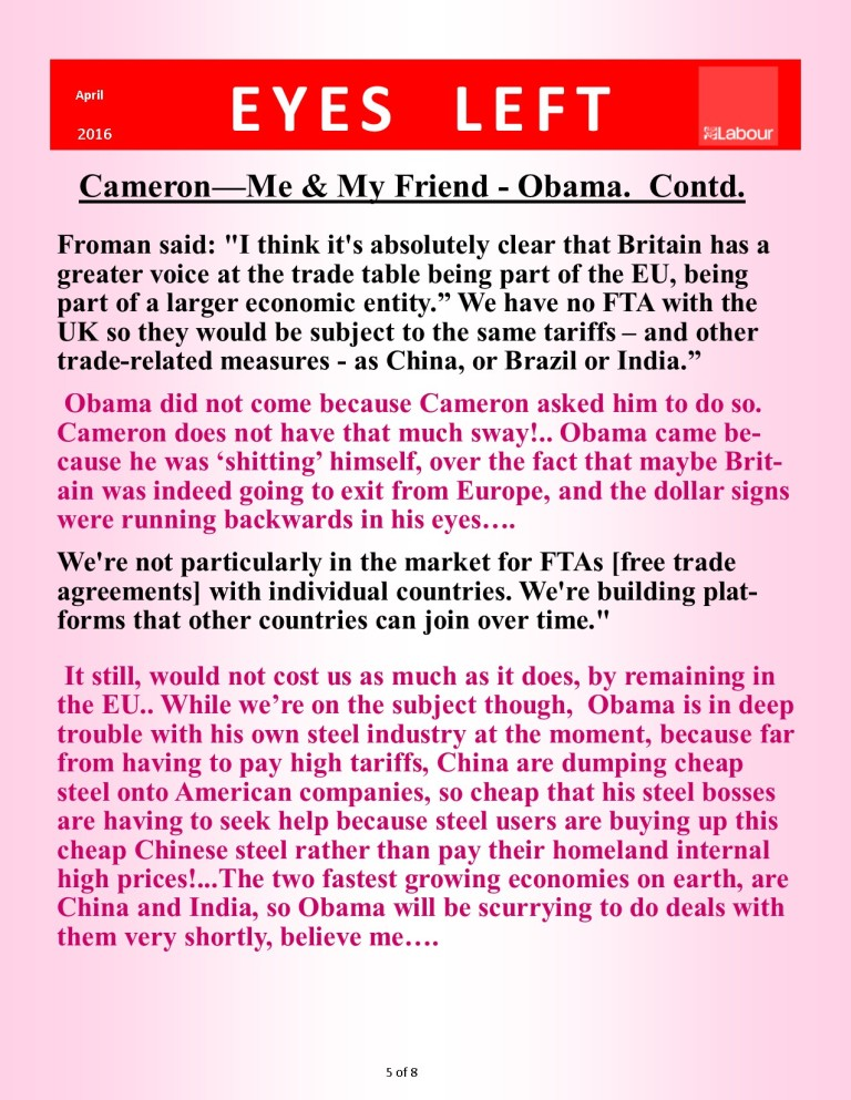 Publication 1   Cameron  My friend Obama 5 of 8