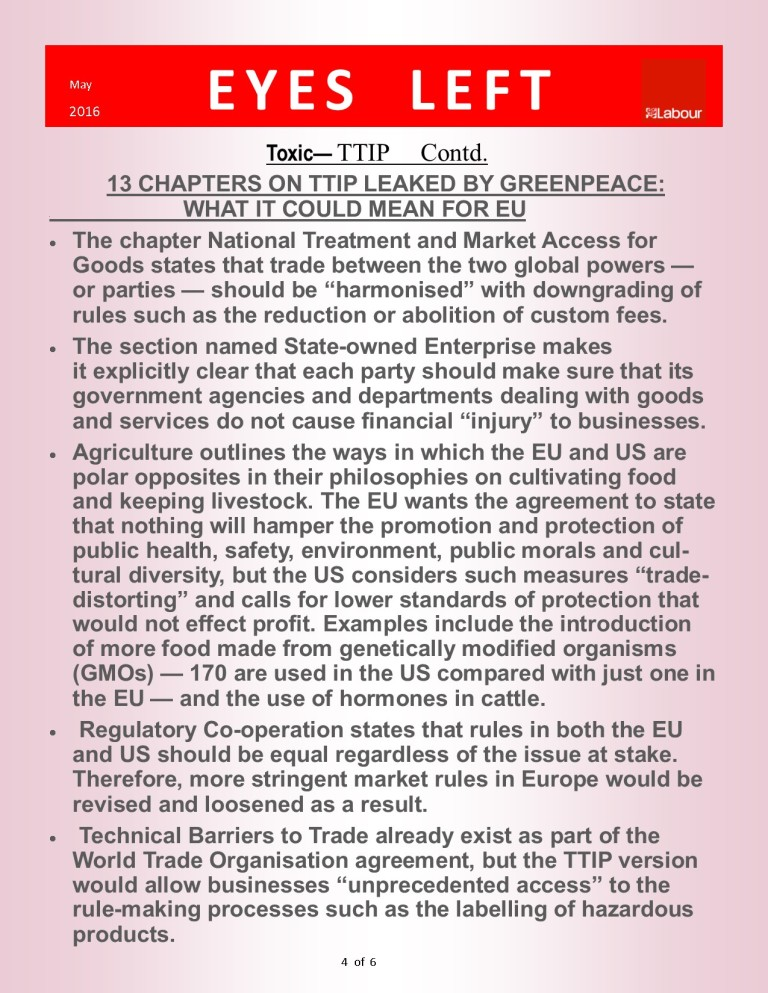 Publication1  TTIP Greenpeace    4 of 6
