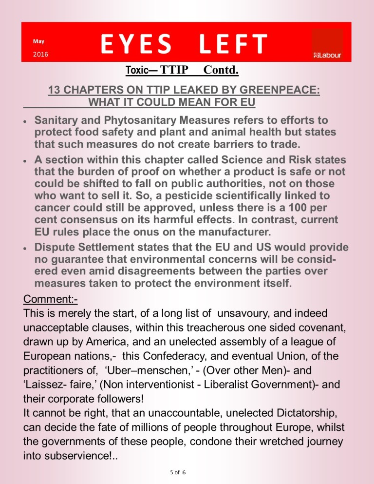 Publication1  TTIP Greenpeace    5 of 6
