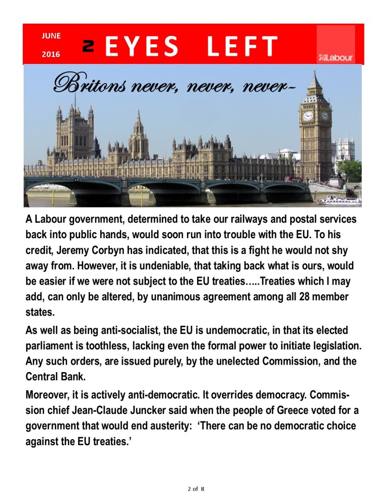 Publication 1   Britain..never,never, never... 2 of 8