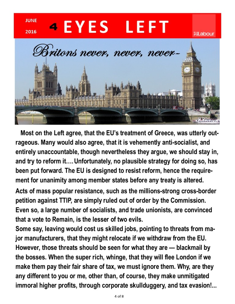 Publication 1   Britain..never,never, never... 4 of 8