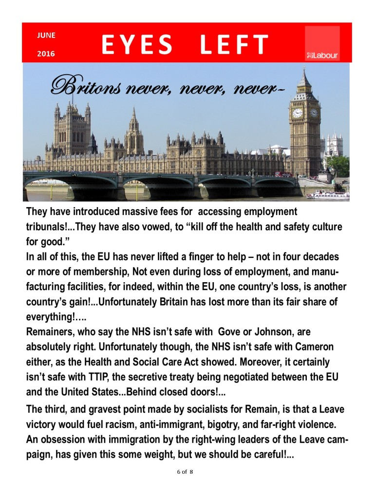 Publication 1   Britain..never,never, never... 6 of 8