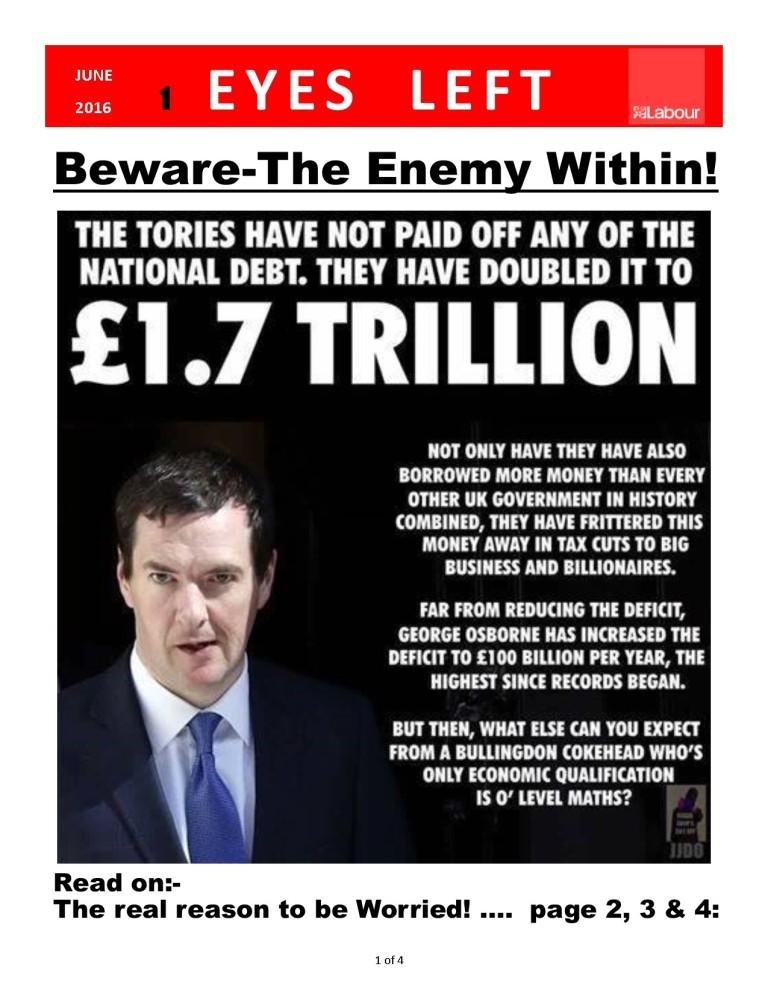 Publisher files Osbourne deficit 1 of 4
