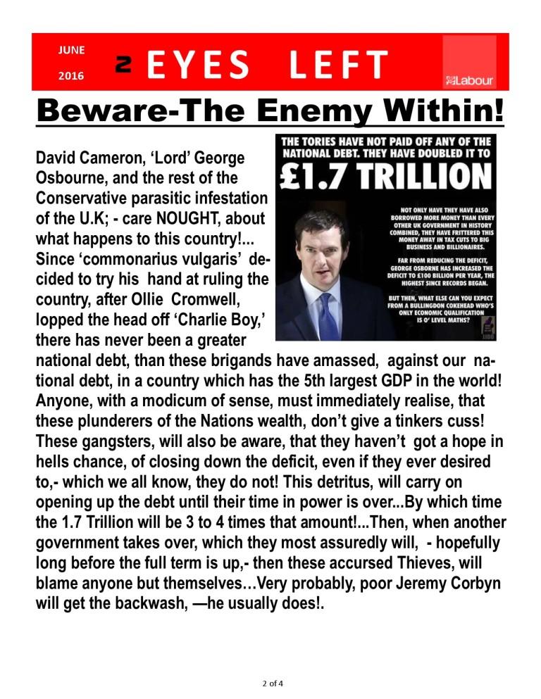 Publisher files Osbourne deficit 2 of 4