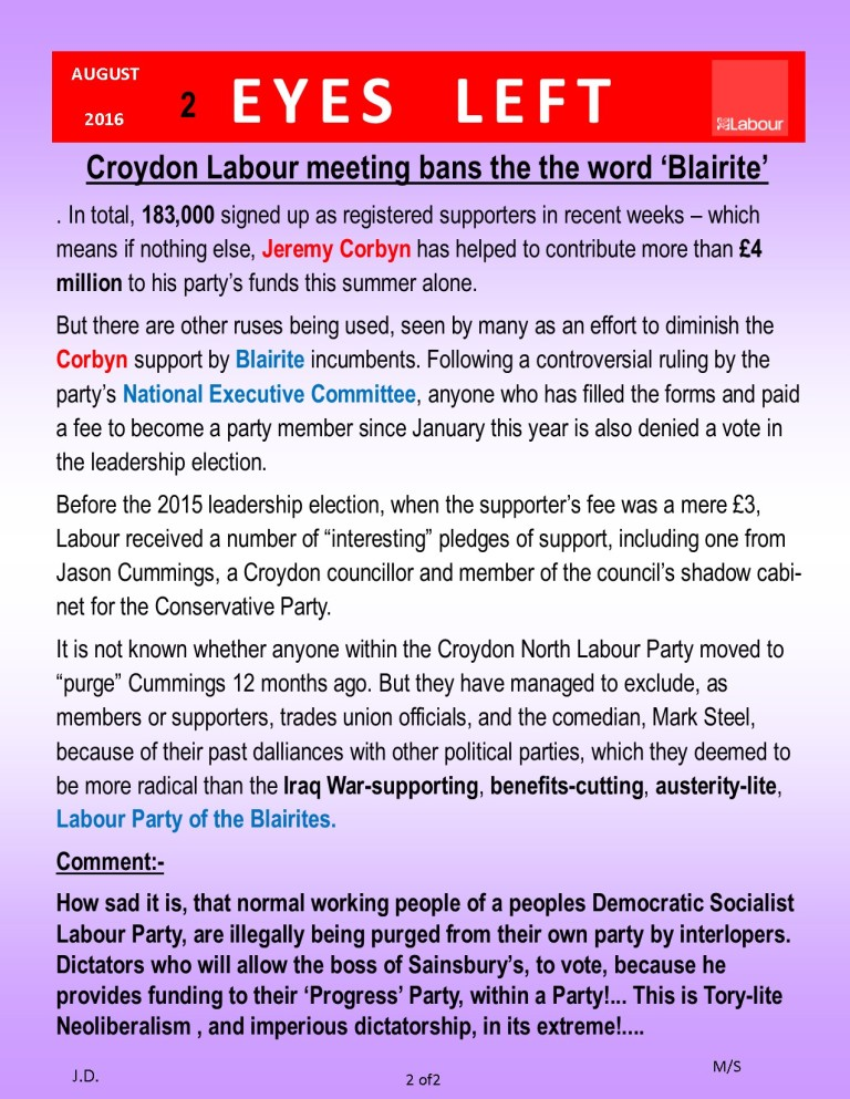 Publication1 Purging if you mention Blairite    2 of 2