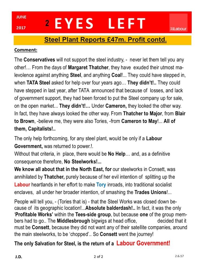 Publication1 Steel Plant profit 2 of 2