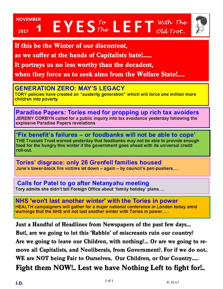 Publication1 Eyes Left Why are we still putting up with Tory Incompetence