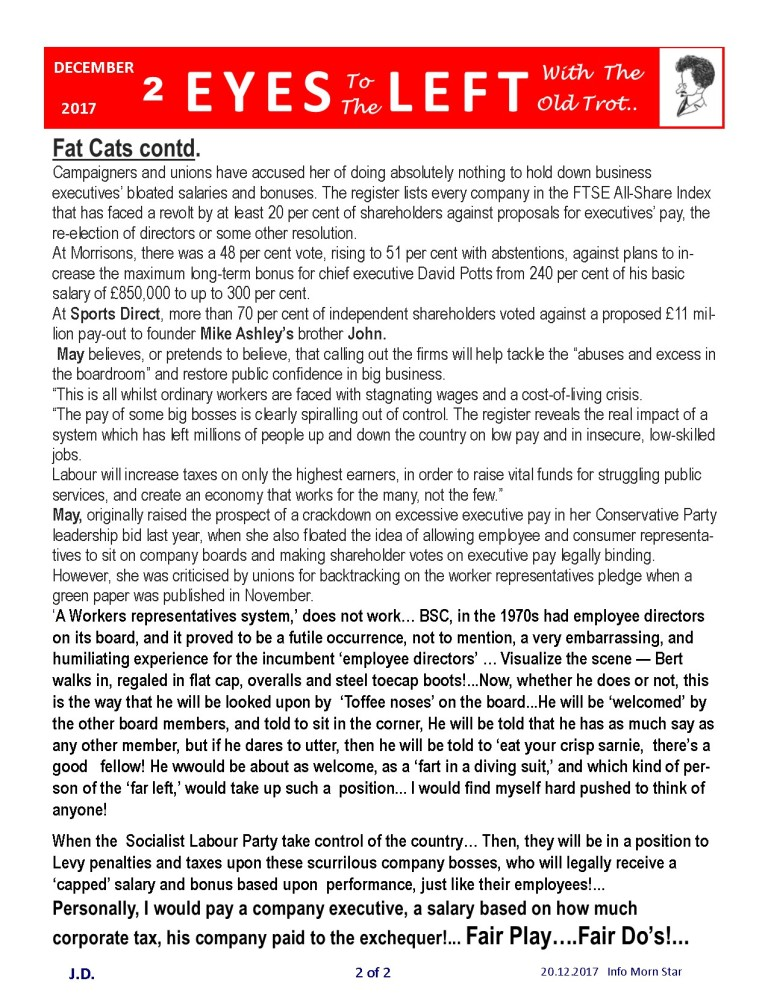 Publication1 Eyes Left Fat Cats 2 of 2