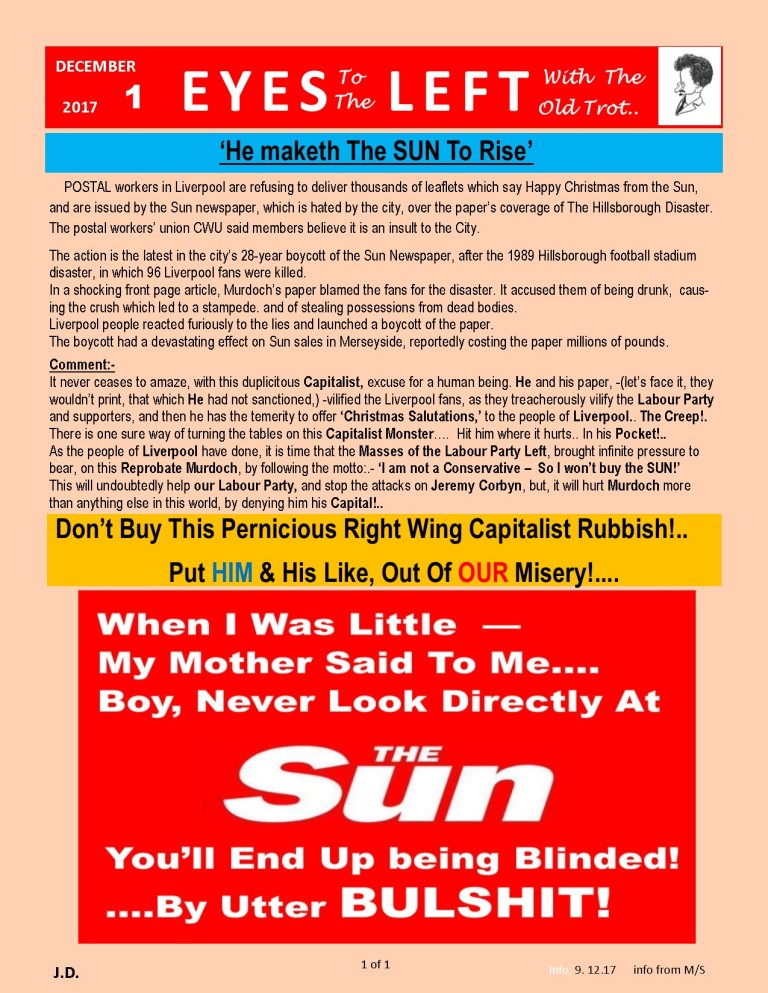 Publication1 Eyes Left Murdoch and the Sun
