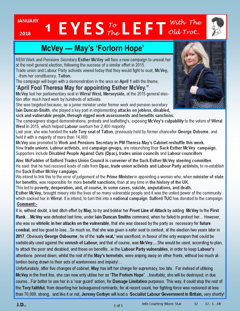 Publication1 Eyes Left McVey the forlorn hope