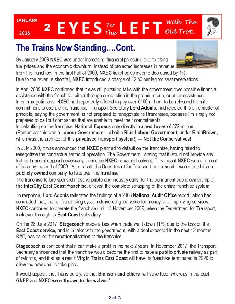 Publication1 Eyes Left Rail Franchises 2 of 3