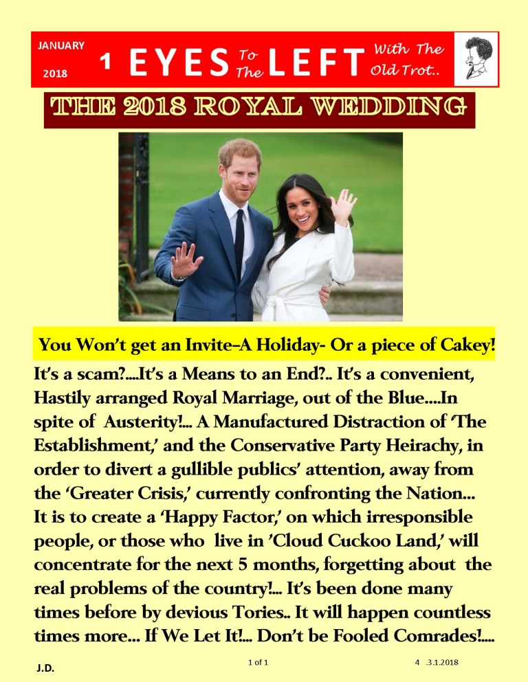 Publication1 Eyes Left Royal wedding