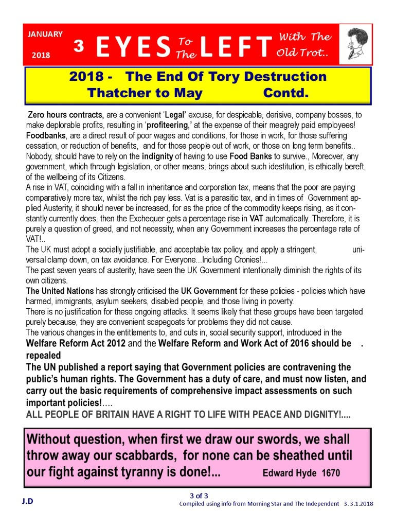 Publication1 Eyes Left The end of the Conservatives 3 of 3