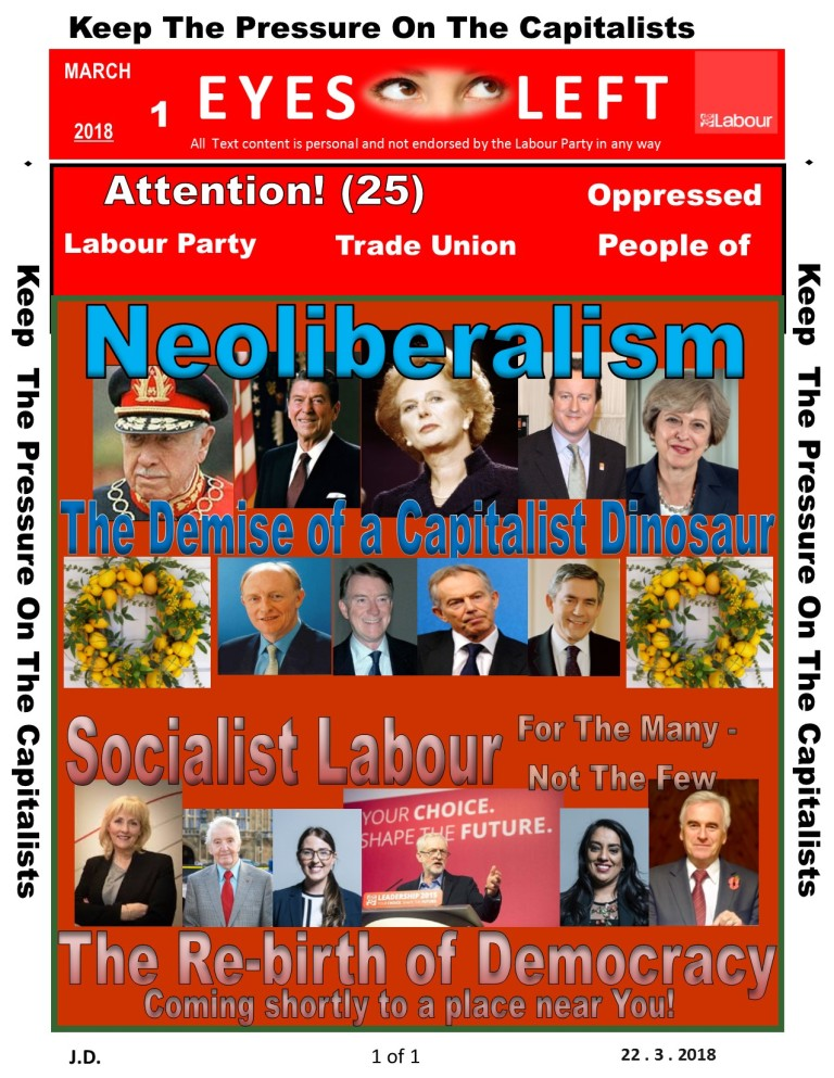 Publication 1 Eyes Left the death of neoliberalism in britain